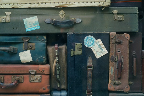 broken baggage
